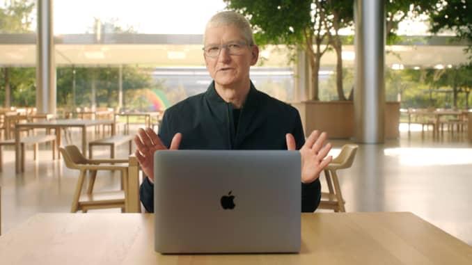 CEO Apple Tim Cook. Ảnh: Apple.