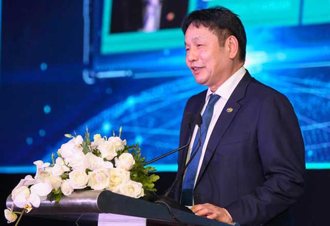 Chủ tịch Vinasa Trương Gia Bình.