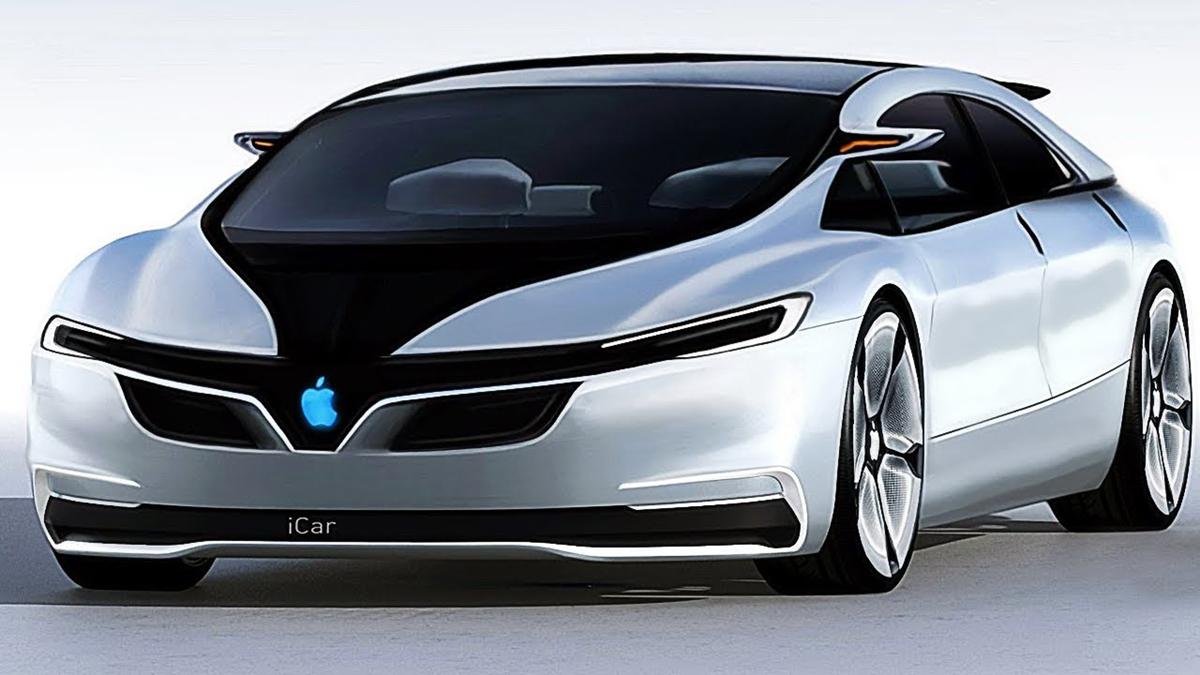 Apple từ lâu có tham vọng về xe tự lái. Ảnh: Aleks Aleksandrof.