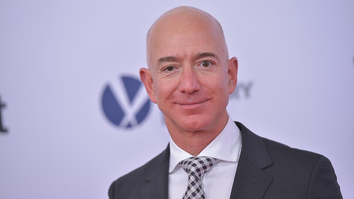 CEO Amazon, Jeff Bezos. Ảnh: Axios.