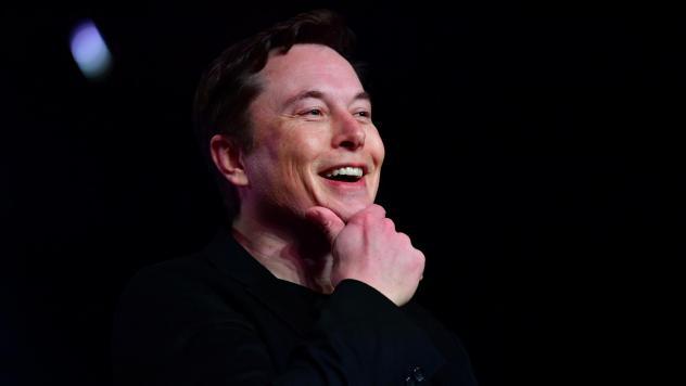 CEO Tesla Elon Musk. Ảnh: AFP.