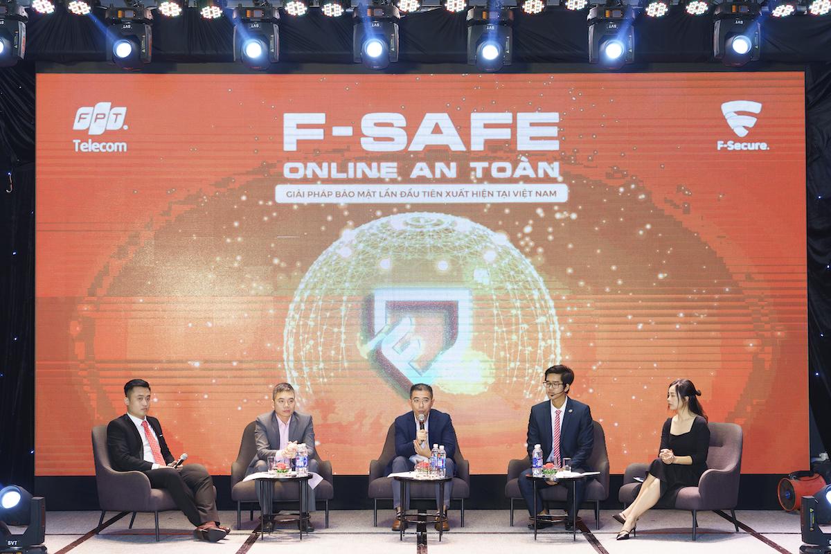 FPT Telecom ra mắt giải pháp bảo mật F-Safe - 4