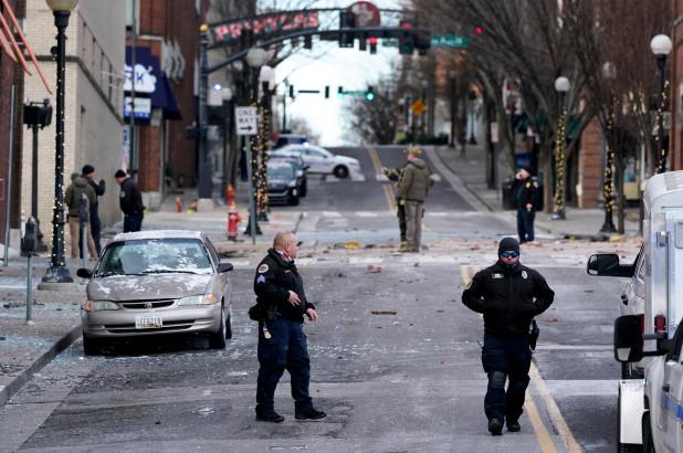 Nghi phạm vụ nổ ở Nashville bị nghi hoang tưởng về 5G