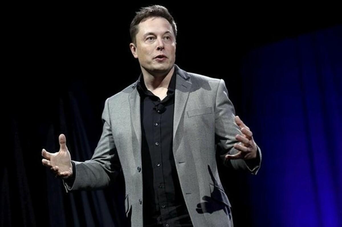 CEO Tesla Elon Musk trong một sự kiện của công ty tại California (Mỹ). Ảnh: Reuters