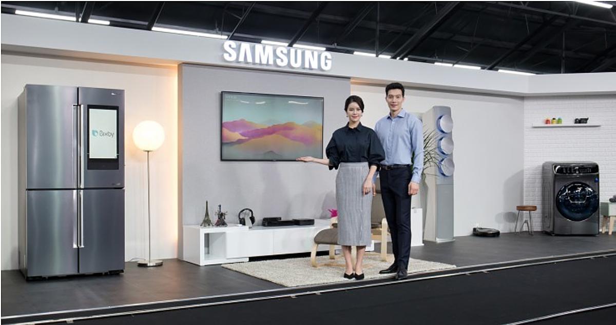 Samsung sẽ trình diễn loạt thiết bị thông minh từ TV, tủ lạnh đến máy giặt, tủ chăm sóc quần áo... tại Tech Awards 2020.