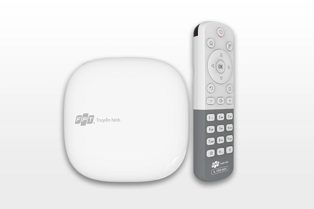 Bộ thiết bị giải FPT TV 4k FX6.
