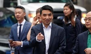 CEO Zoom lọt top tỷ phú 2020