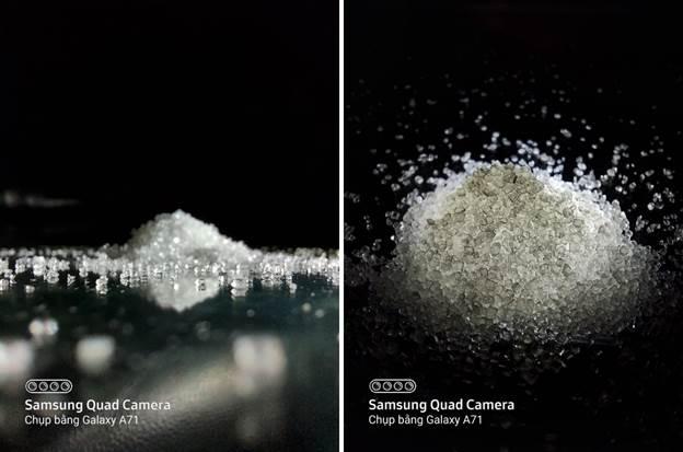 Galaxy A71 dẫn đầu trào lưu nhiếp ảnh macro trên di động - 1