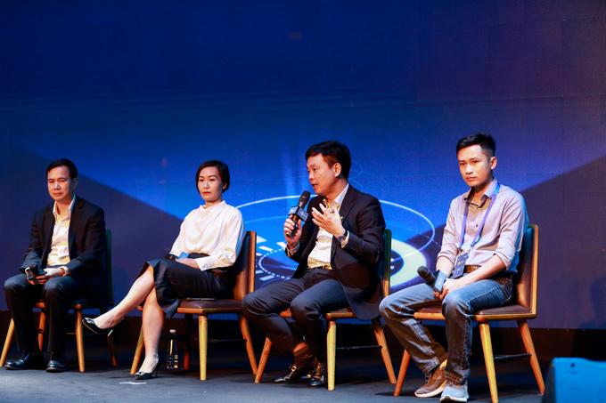 ông Phạm Minh Tuấn - CEO FPT Software