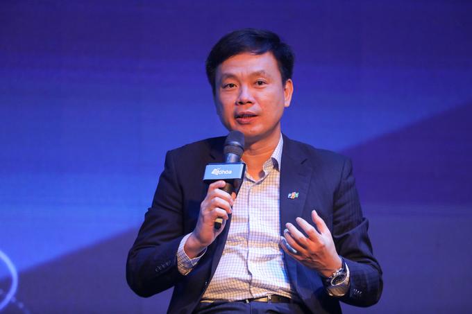 Ông Phạm Minh Tuấn - CEO FPT Software.