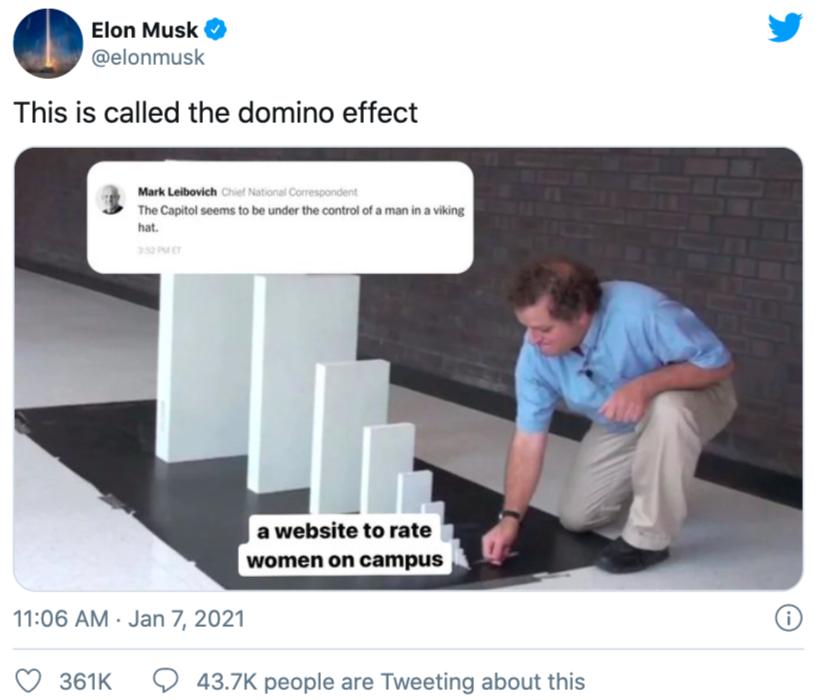 Musk ám chỉ Facebook là nền tảng dung dưỡng cho các cuộc bạo loạn.