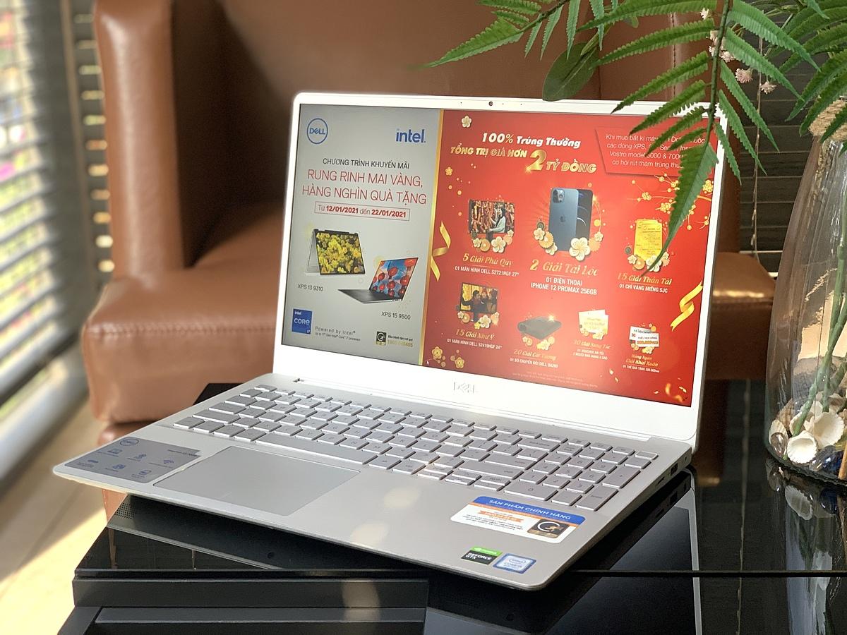 Dell triển khai chương trình Rung rinh mai vàng - Hàng nghìn quà tặng từ ngày 12-22/1 với nhiều quà tặng. Ảnh: Dell.