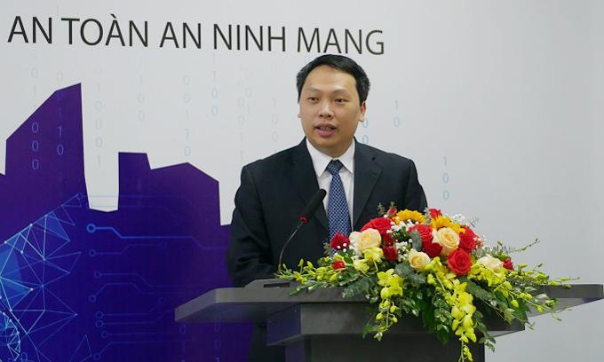 Thứ trưởng Thông tin và Truyền thông Nguyễn Huy Dũng.