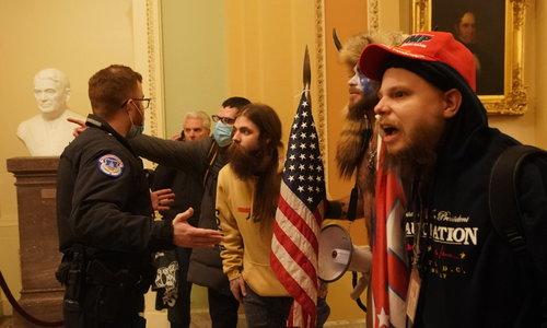 Dùng AI tìm kẻ bạo loạn tại quốc hội Mỹ