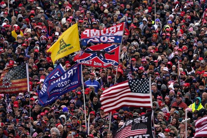 Mạng xã hội nín thở trước lễ nhậm chức Tổng thống Mỹ