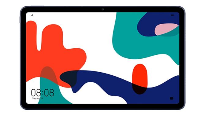 Huawei MatePad có trọng lượng ngang iPad Air 2020.