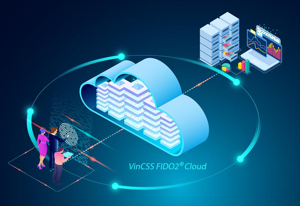 VinCSS FIDO2 Cloud là nền tảng Authentication-as-a-Service đầu tiên của Việt Nam.