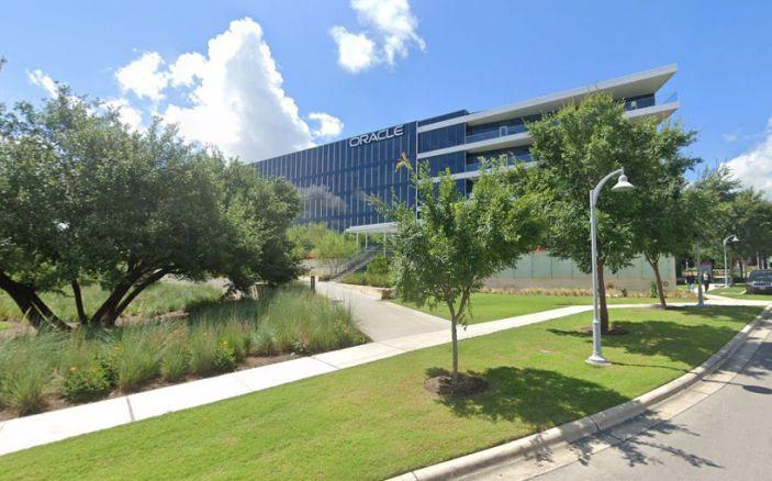 Văn phòng của Oracle tại Austin, Texas. Ảnh: Google Maps
