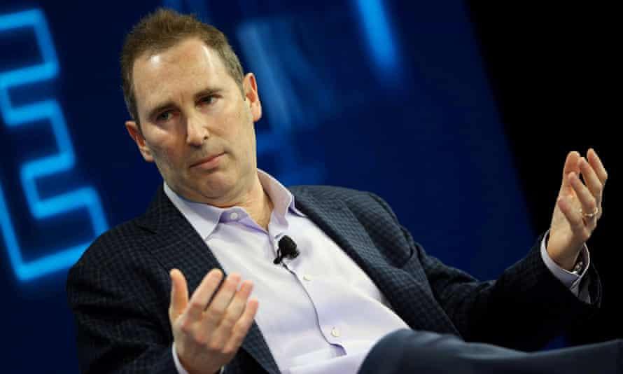 Andy Jassy, người đứng đầu bộ phận AWS, sẽ trở thành CEO Amazon. Ảnh: Reuters.