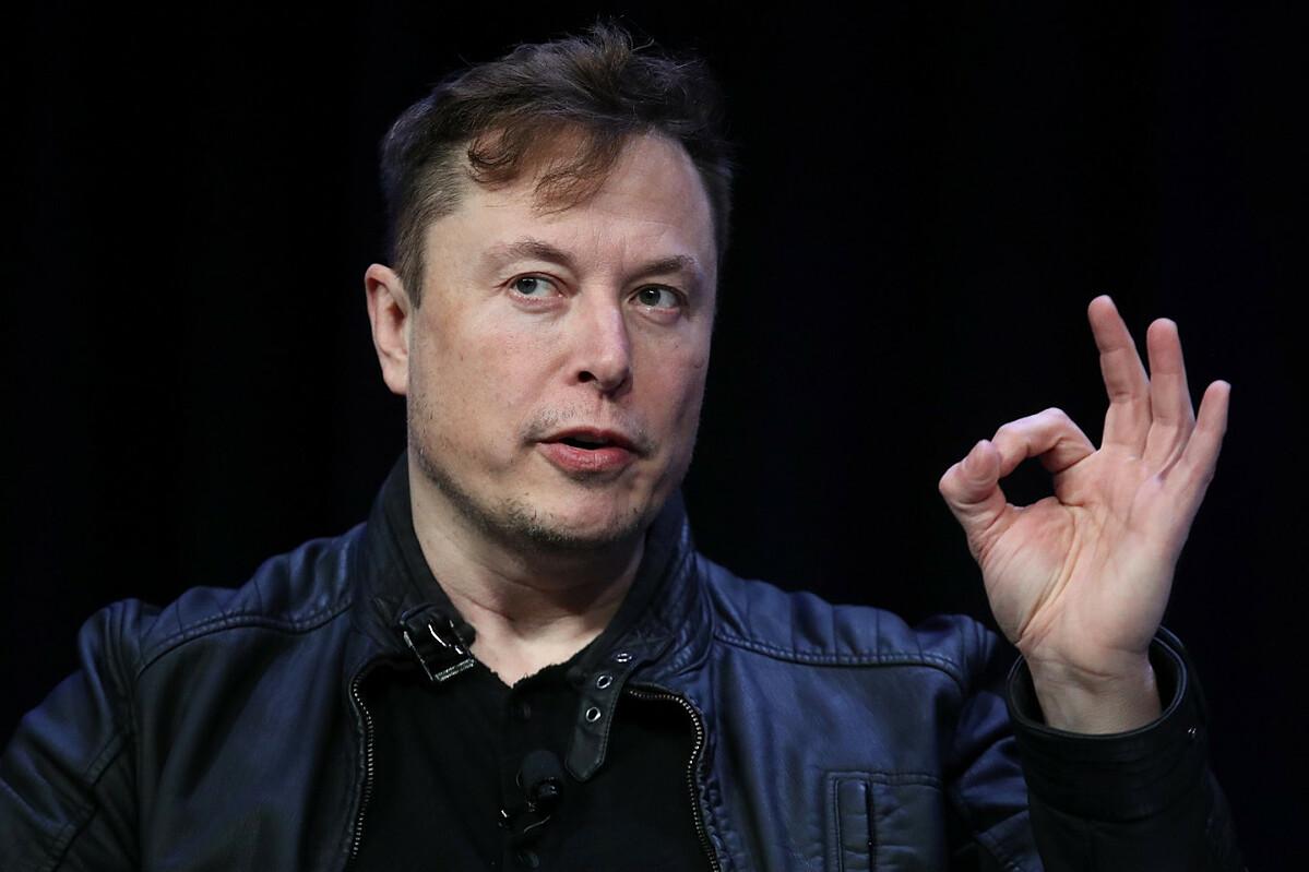 Elon Musk tại một hội thảo về vũ trụ ở Washington hồi tháng 3. Ảnh: AFP