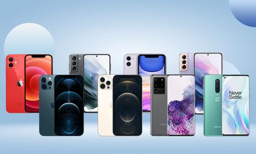 8 smartphone cao cấp giảm giá mạnh
