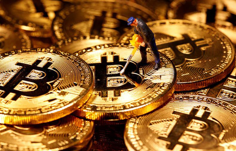 Nếu không có mật khẩu truy cập ví, người dùng sẽ không thể sử dụng Bitcoin. Ảnh: Business Insider