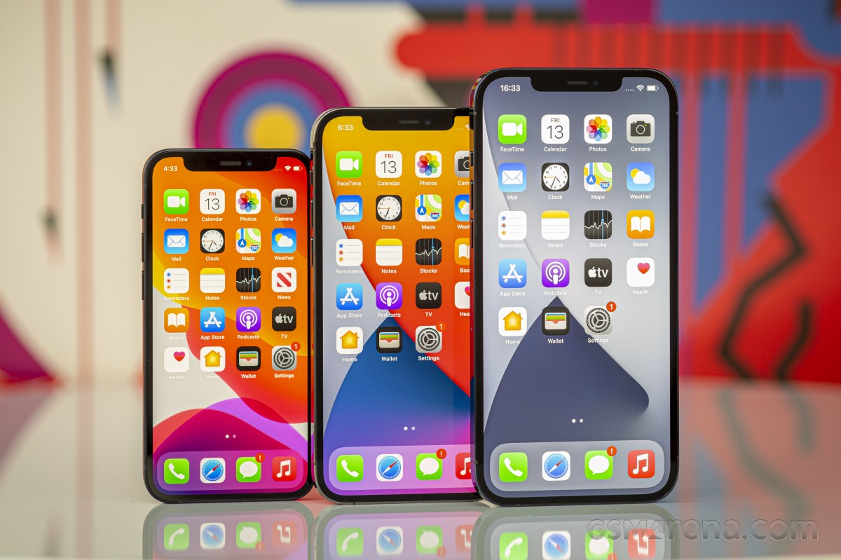 iOS 14 được giới thiệu nhiều về tính năng bảo vệ dữ liệu của người dùng. Ảnh: Gsmarena.