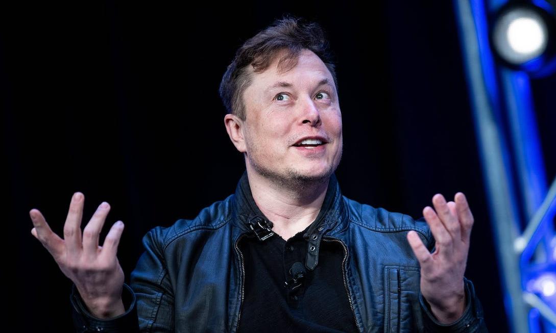 Tỷ phú Elon Musk trong một sự kiện năm 2019. Ảnh: AFP.