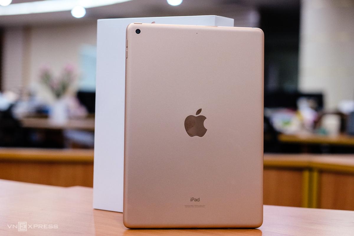 iPad có thể được sản xuất ở Việt Nam.