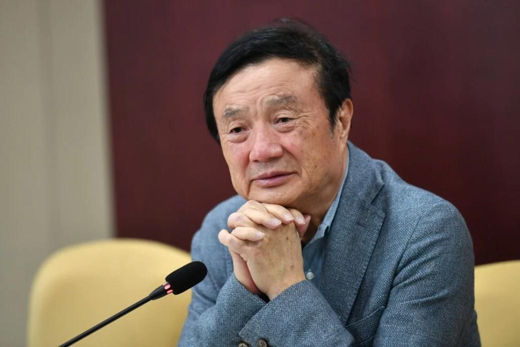 CEO Nhậm Chính Phi thừa nhận Huawei khó có thể được gạch tên khỏi danh sách cấm vận của Mỹ vì vậy công ty phải mở rộng sang các lĩnh vực mới. Ảnh: Xinhua.