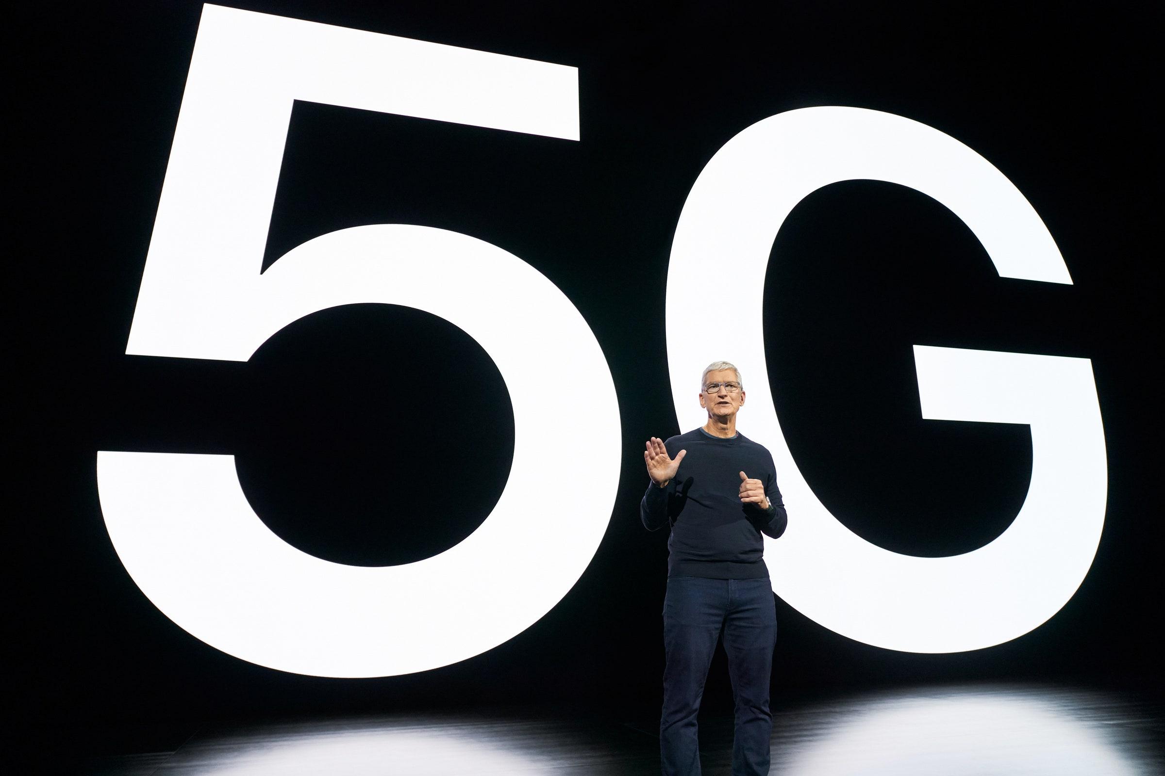 Apple vừa ra mắt iPhone 12 5G cách đây ít tháng nhưng đã chuẩn bị cho kế hoạch làm chủ 6G trong tương lai.