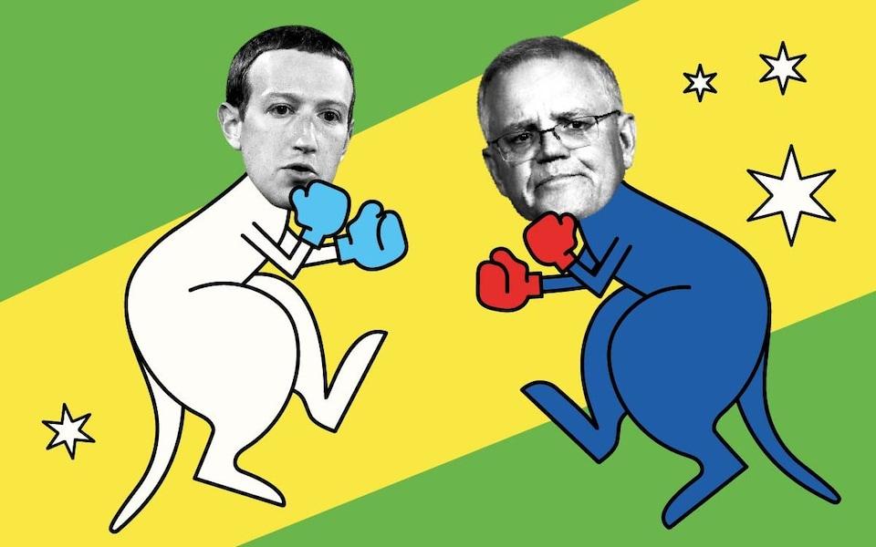 Australia sẽ nói chuyện với Mark Zuckerberg