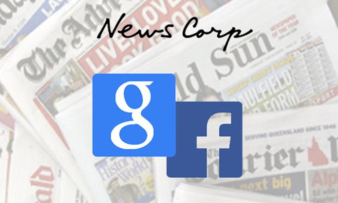 Xung đột giữa Facebook, Google với các nhà xuất bản báo chí là cuộc chiến truyền thông mới và cũ. Ảnh: MediaNews4u.