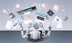 Robot đang cải thiện công việc cho con người