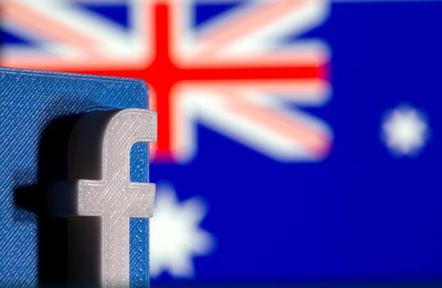 Facebook sắp cho hiển thị trở lại các nội dung tin tức của Australia. Ảnh: Reuters.