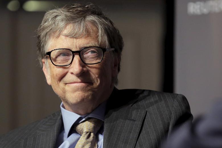 Người sáng lập Microsoft, Bill Gates. Ảnh: Reuters.