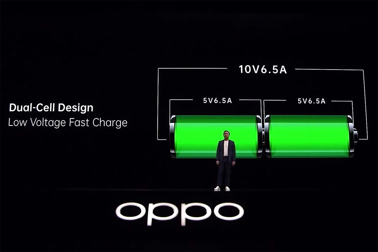 Đại diện Oppo chia sẻ về cách thức hoạt động của công nghệ sạc SuperVOOC (tại đâu?).