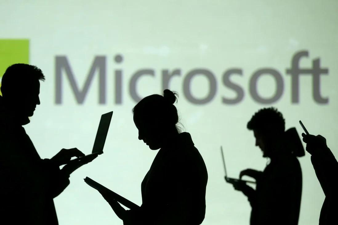 Microsoft tố hacker Trung Quốc tấn công máy chủ Exchange. Ảnh: Reuters