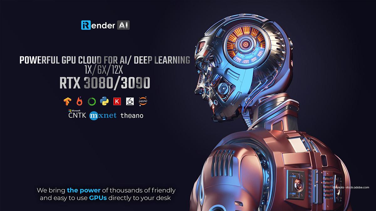 Bản giới thiệu của iRender.