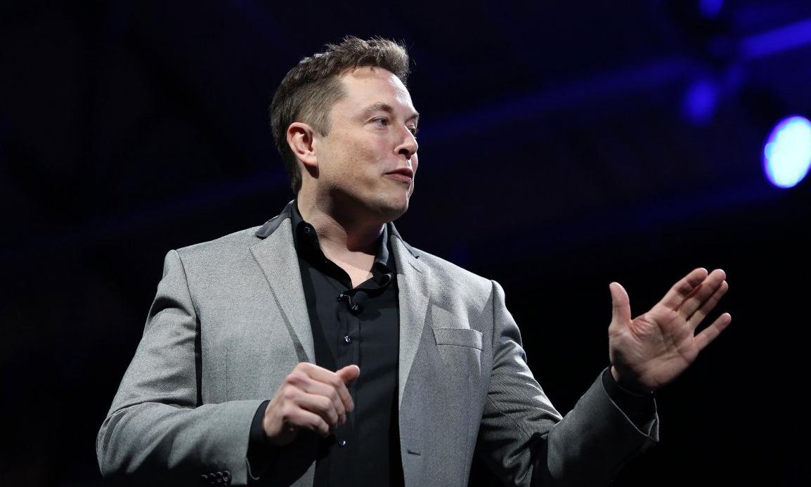Elon Musk trong một sự kiện hồi năm 2018. Ảnh: AFP.