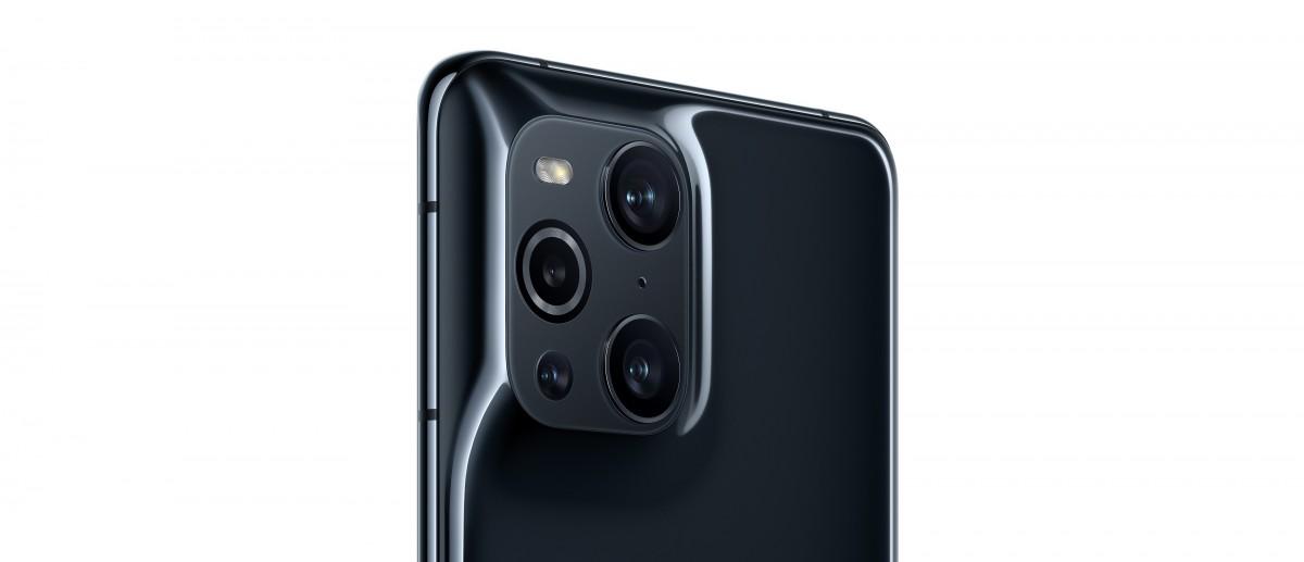 Cả hai model Find X3 có cấu hình camera giống hệt nhau. Ảnh: Gsmarena.