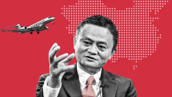 Nhật ký chuyến bay dập tắt tin đồn rằng Jack Ma đã trốn khỏi Trung Quốc hoặc bị quản thúc tại gia. Ảnh: Reuters.