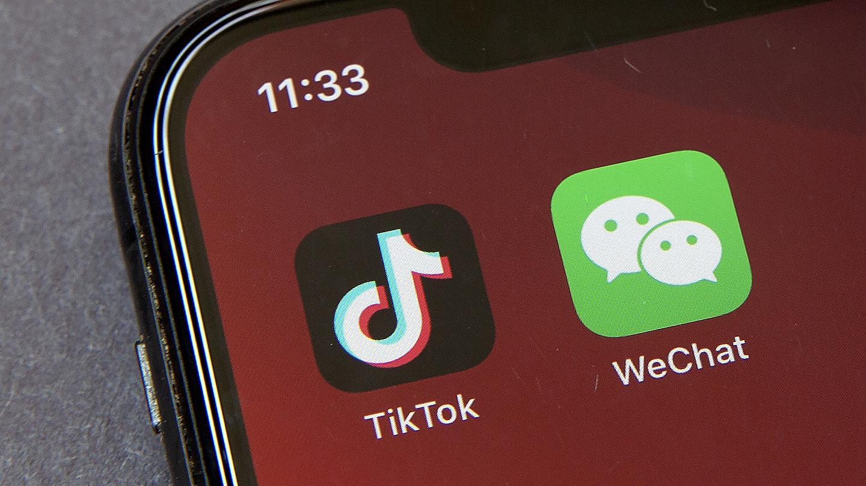 Các ứng dụng như TikTok đang theo dõi người dùng iPhone để đề xuất quảng cáo. Ảnh: Euronews.
