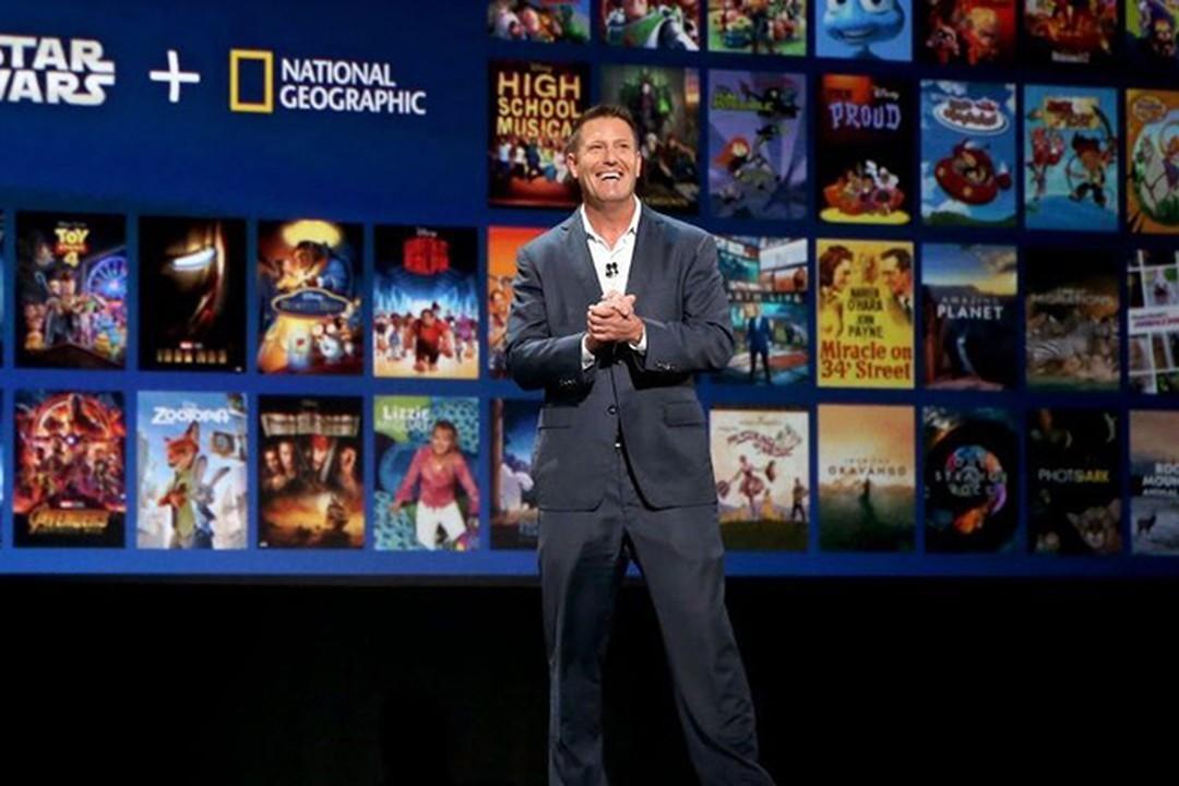 Kevin Mayer ban đầu là Phó chủ tịch cấp cao kiêm Giám đốc chiến lược của Disney. Ảnh: AFP.