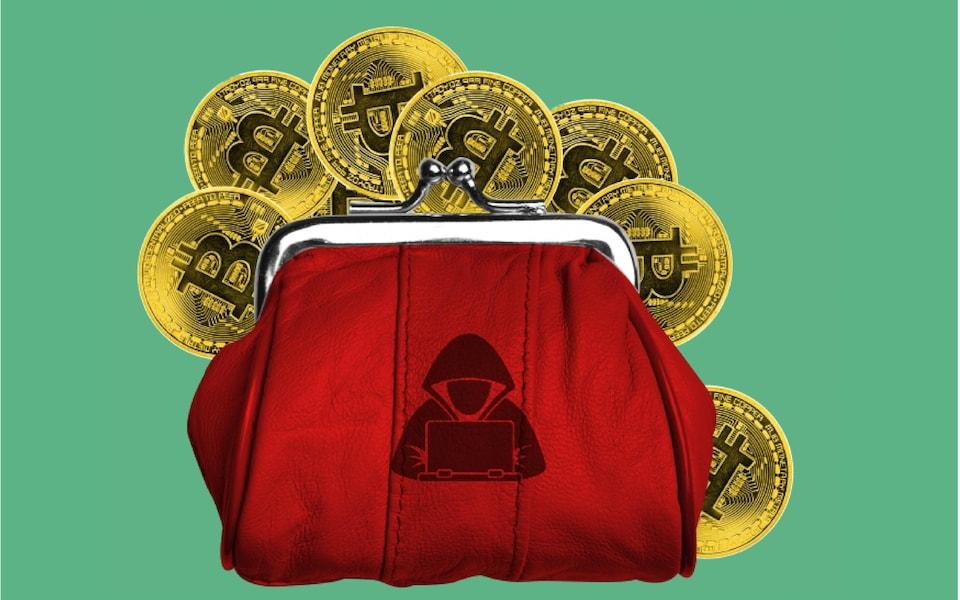 Bitcoin đang trở thành mục tiêu của kẻ xấu. Ảnh: Telegraph.