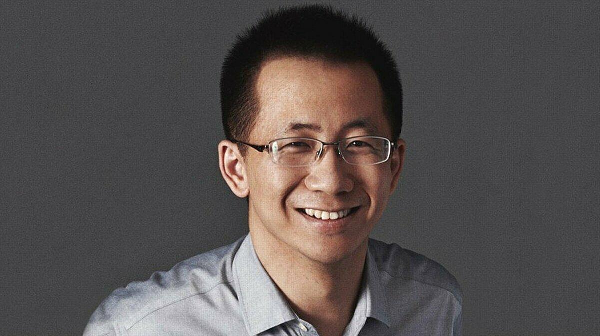 Zhang Yiming, 38 tuổi đang là một trong những lãnh đạo công nghệ có ảnh hưởng nhất ở Trung Quốc. Ảnh: SCMP.