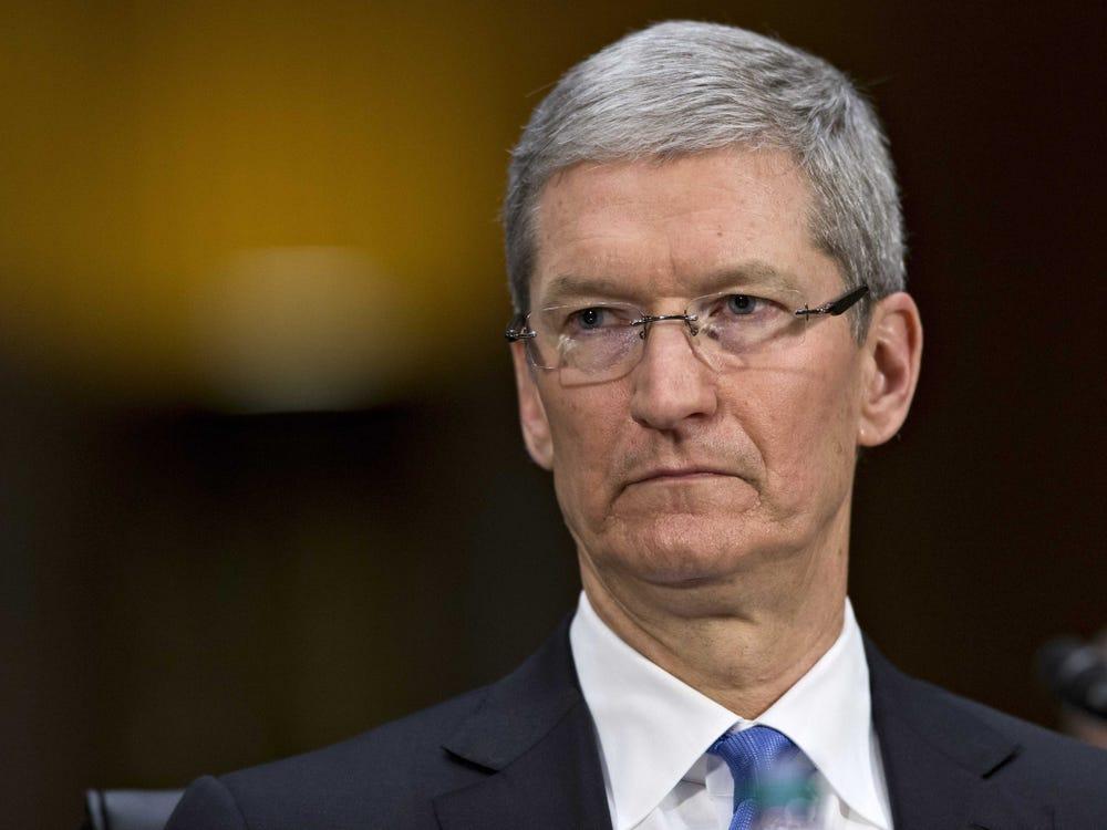 Apple tiếp tục phải chịu phạt tại Mỹ. Ảnh: AP.