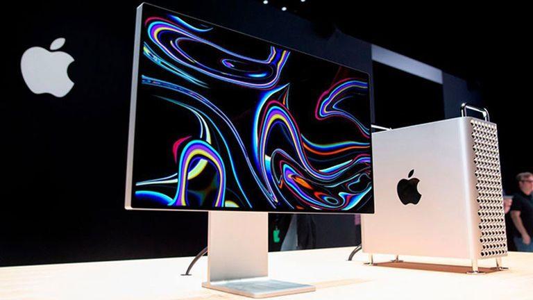 Mẫu iMac Pro được Apple ra mắt từ 2017 và không nhận được bản nâng cấp nào lớn trong suốt bốn năm qua. Ảnh: Apple.