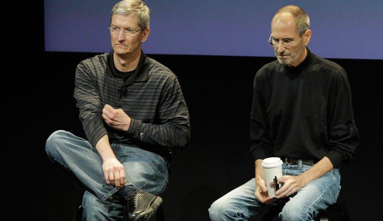Tim Cook: Không cố gắng xỏ chân vào đôi giày của Steve Jobs