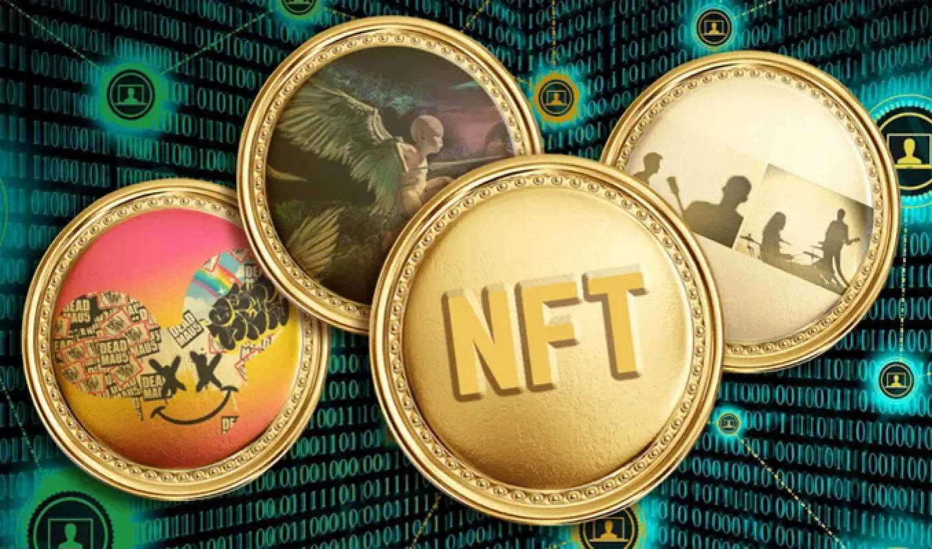 NFT đang tạo cơn sốt trên Internet.